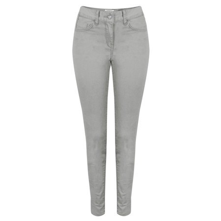 Sandwich Clothing Heavy Antic Dye Trouser - Grey