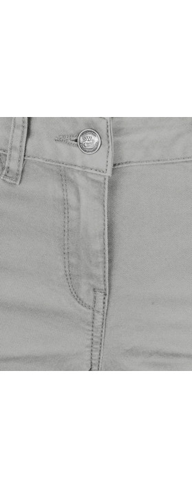 Sandwich Clothing Heavy Antic Dye Trouser Jean Rock Grey