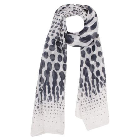 Sandwich Clothing Esther Weave Scarf - Blue