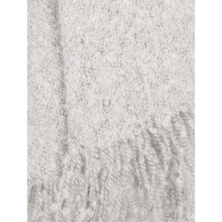 Sandwich Clothing Cosy Knit Scarf - Blue