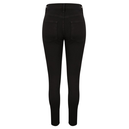 French Connection Rebound Skinny Jean - Black