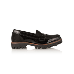 Marco Tozzi Leather Loafer Shoe