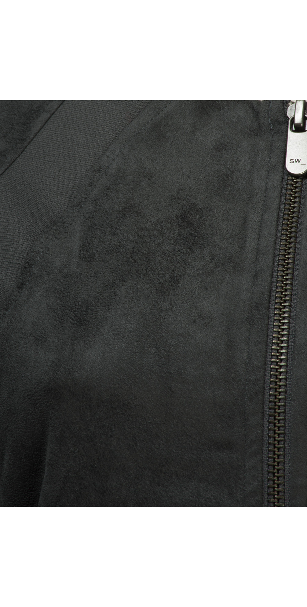 Faux Suede Jacket main image