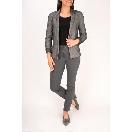 Sandwich Clothing Jacquard Fleece Blazer - Grey