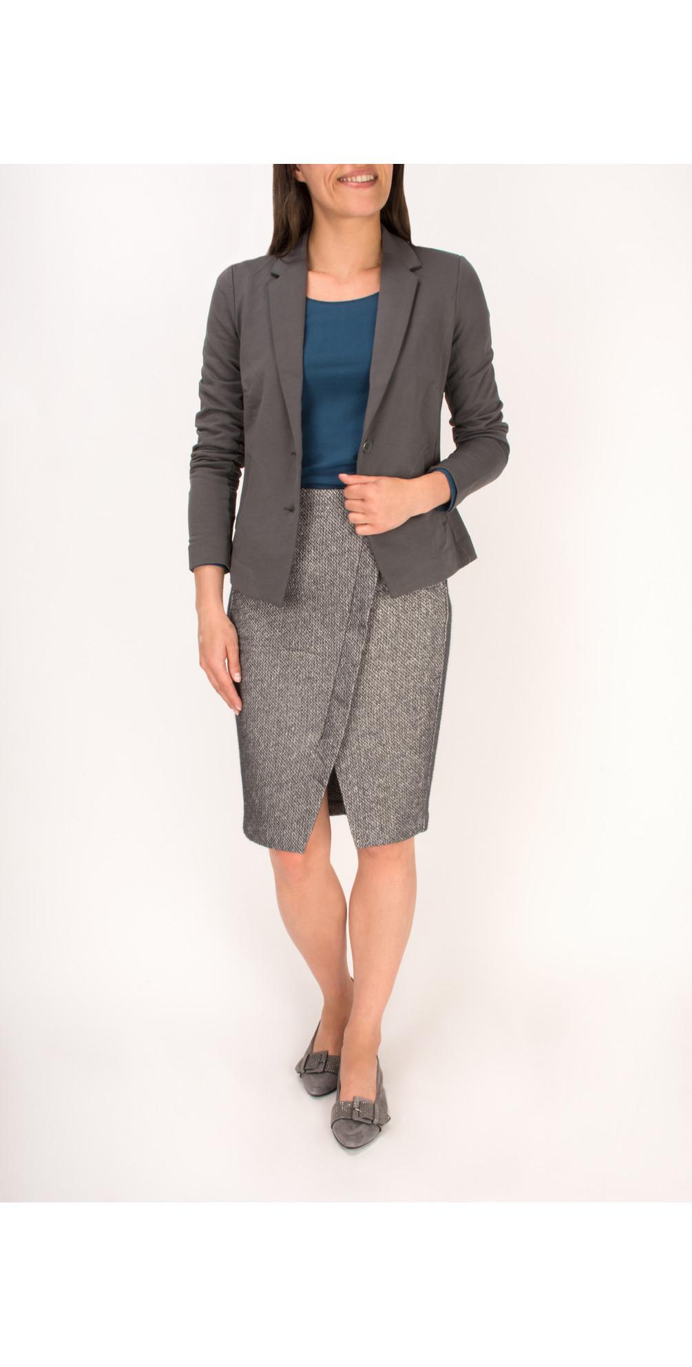 Jacquard Fleece Skirt main image