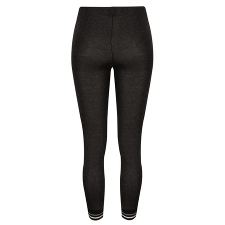 Myrine Thia Wooly Jersey Legging - Black