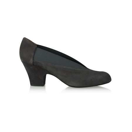 Gemini by GDF Brumabe Suede Shoe - Grey