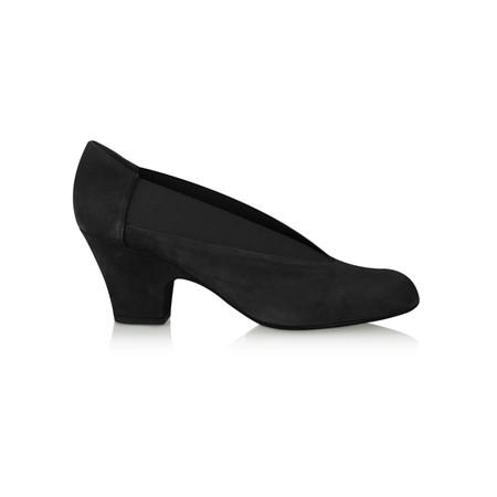 Gemini by GDF Brumabe Suede Shoe - Black