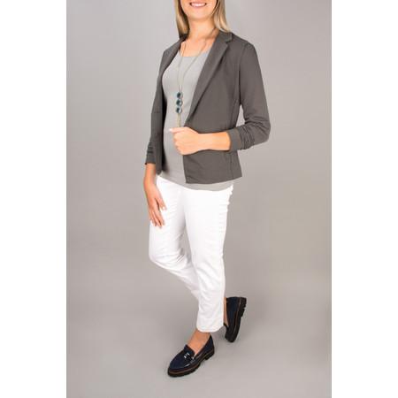 Sandwich Clothing Light Cotton Top - Grey