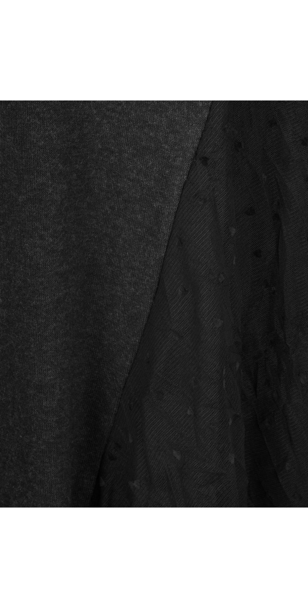 Lilas Mesh Tunic Dress main image