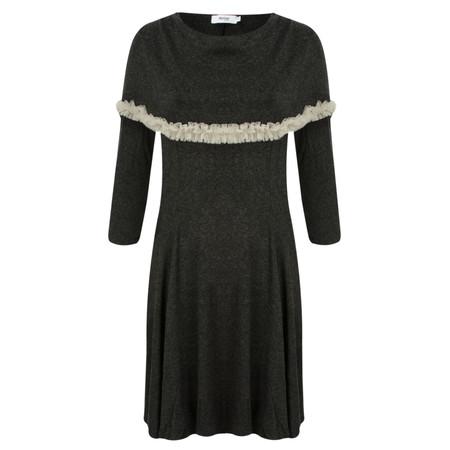 Myrine Talence Wooly Jersey Dress - Black