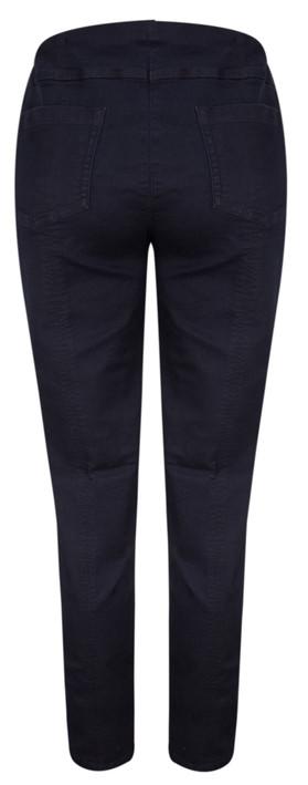 Robell Trousers Bella Slim Fit Jean Dark Navy