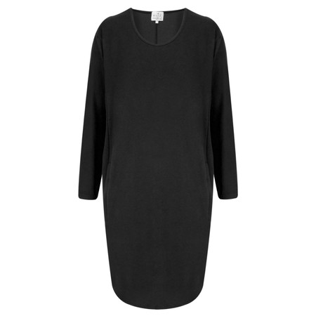 Masai Clothing Gusta Oversize Tunic - Black