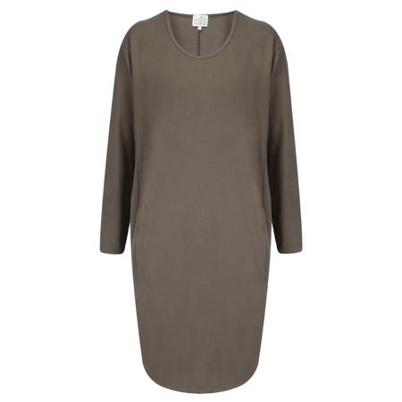 Masai Clothing Gusta Oversize Tunic - Brown