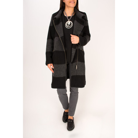 Masai Clothing Tilly Coat - Grey