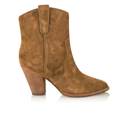 Ash Joe Ankle Boot - Brown