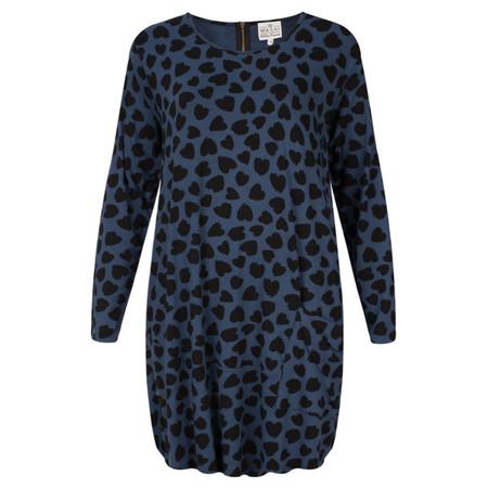 Masai Clothing Gunilla Tunic Dress - Blue