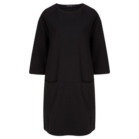 Two Danes Emma Dress - Black