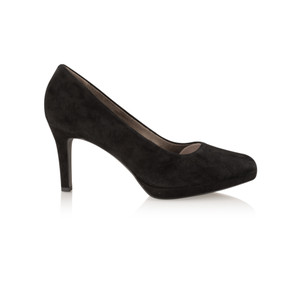 Tamaris  Leather Court Shoe
