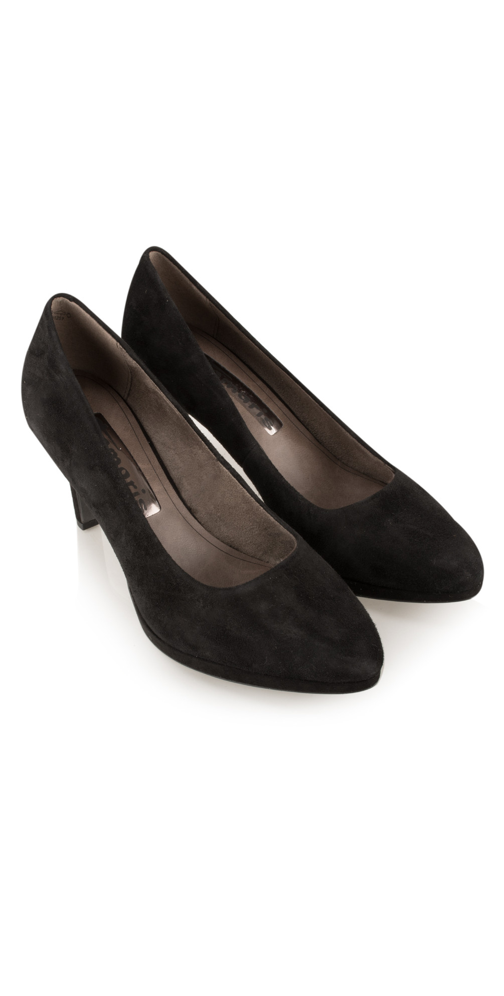 Leather Court Shoe main image