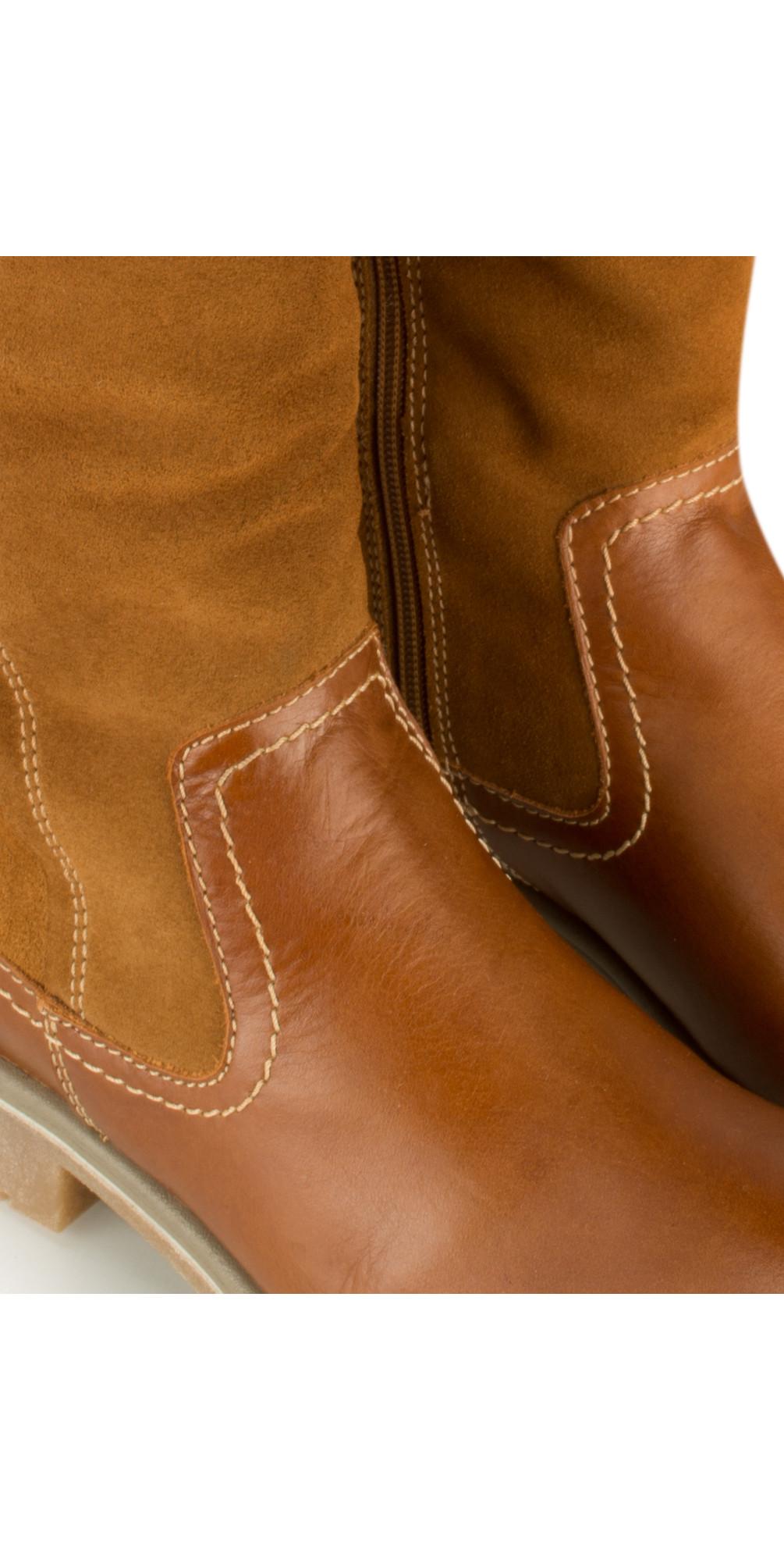 Leather Sympatex Long Boot main image