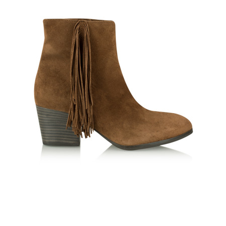 Unisa Shoes Lipez Ankle Boot - Brown