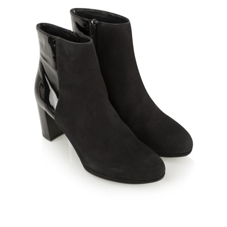Unisa Shoes Lisbet Ankle Boot - Black