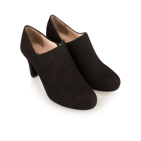 Unisa Shoes Nenet Ankle Boot - Black