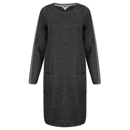 Sandwich Clothing Structured Two Tone Dress - Black