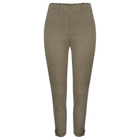 Masai Clothing Porcia Slim Fit Treggings - Beige