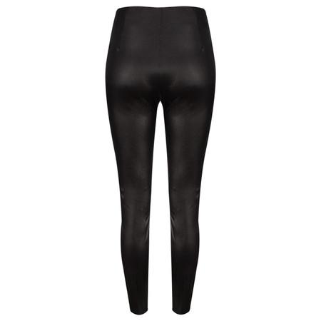 Sandwich Clothing Lizzard Wax Trouser - Black
