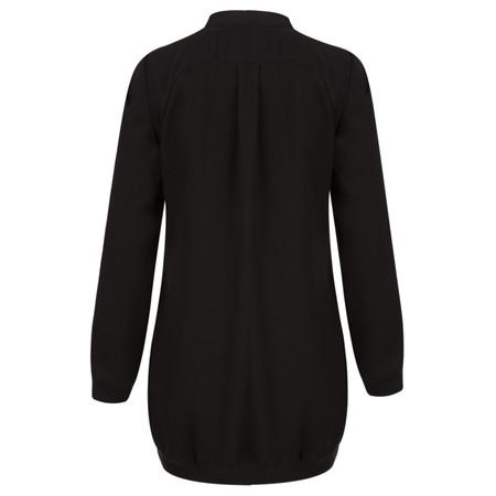 Sandwich Clothing Satin Crepe Jacket - Black