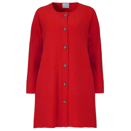 Masai Clothing Leena Cardigan - Red