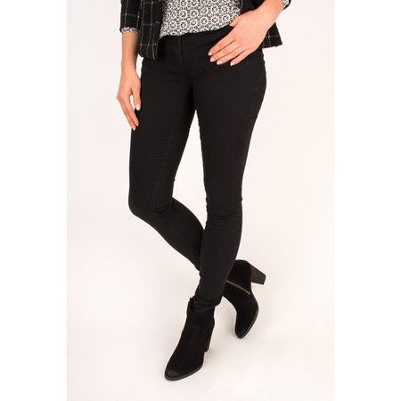 Robell Trousers Star Jean - Black