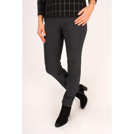 Robell Trousers Bella 78cm Slim Fit Trouser - Grey