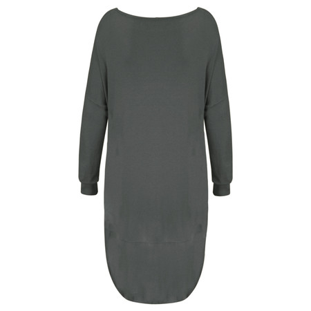Arka Lisbet Easy Fit Long Tunic - Black