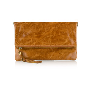 ItaliaB Casta Glazed Clutch