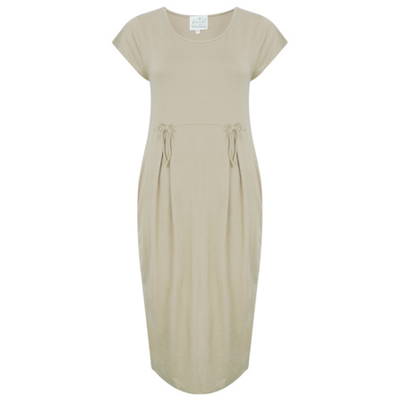 Masai Clothing Noreen Tulip Dress - Beige