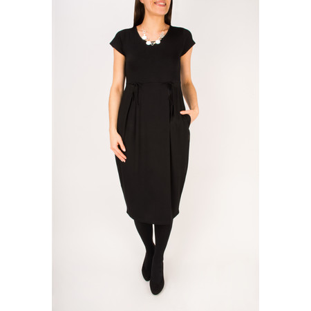 Masai Clothing Noreen Tulip Dress - Black