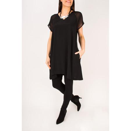 Masai Clothing Hinrica Tunic - Black