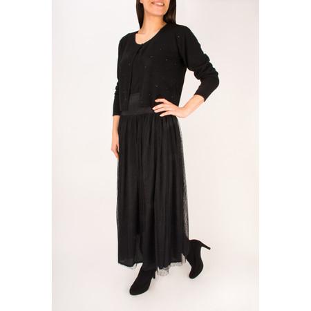 Masai Clothing Svea Net Skirt - Black
