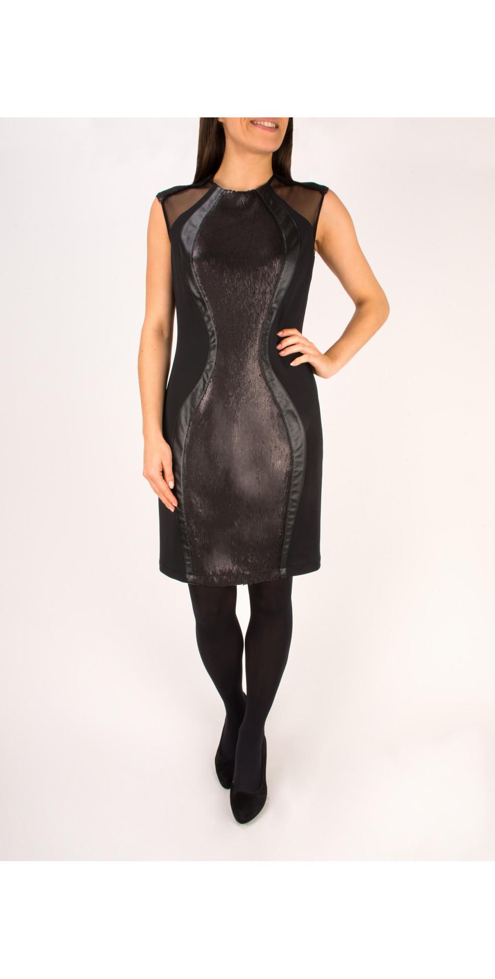 Romy Sequin Dress main image