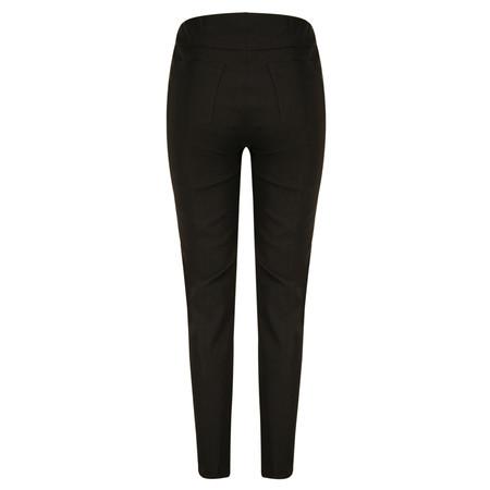 Robell Trousers Bella 78cm Slim Fit Trouser - Brown