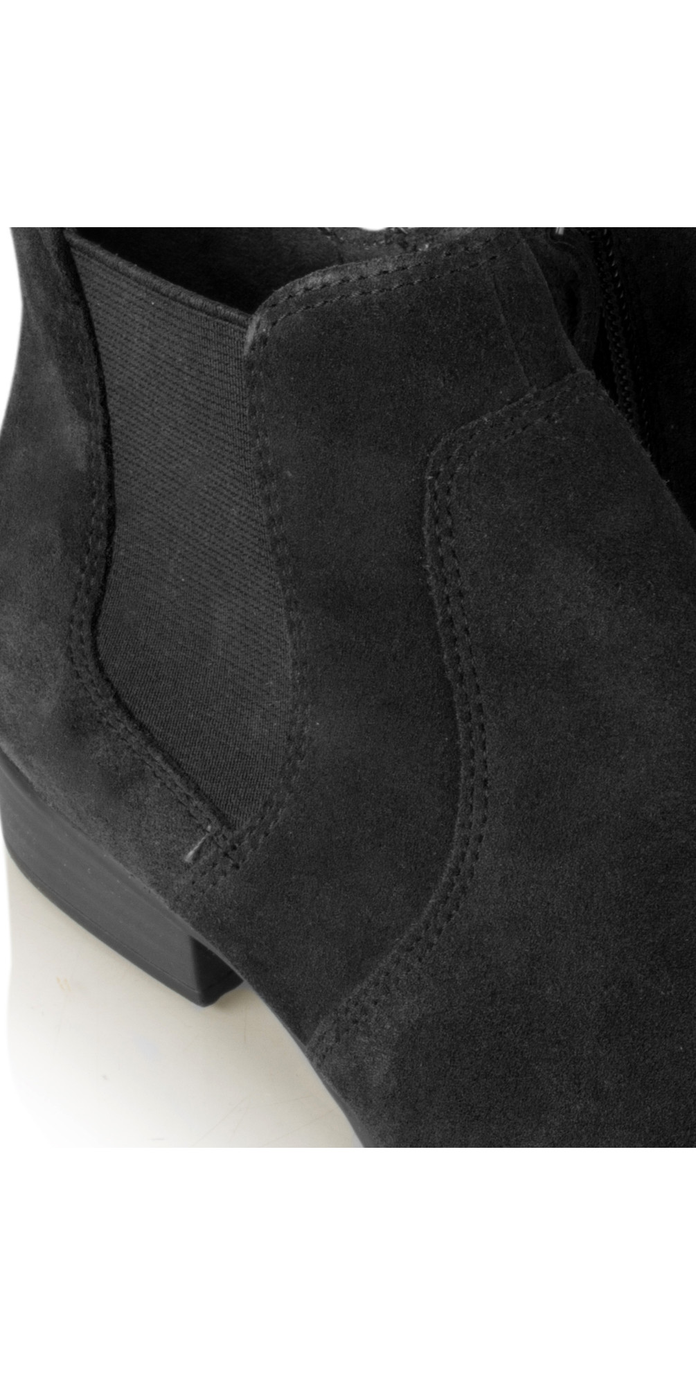 Suede Ankle Boot main image