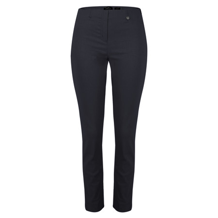 Robell Trousers Rose 78cm Narrow Leg Trouser - Blue