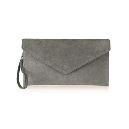 Pure White Paluzza Handbag - Grey