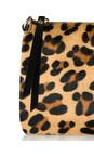 Pure White Leopard Palau Cross Body Bag