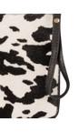 Gemini Label Bags Cow Paola Animali Clutch