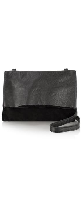 Sandwich Clothing Cross Body bag Black