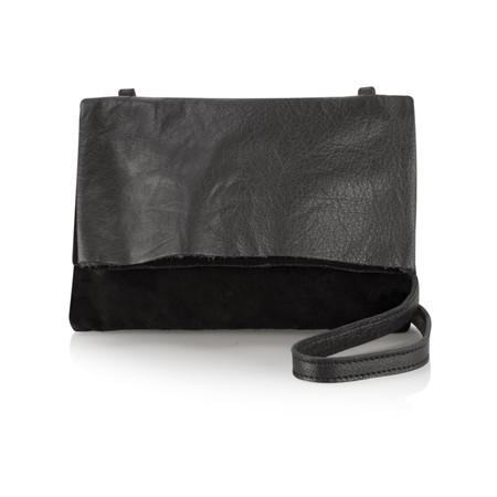 Sandwich Clothing Cross Body bag - Black